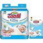Tã Dán Goo.n Premium Gói Cực Đại NB70 S64 M60 L50 XL46 - Tặng thêm 5 miếng cùng size thumbnail