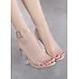 Dép sandal quai trong - P05 thumbnail