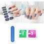 Sticker dán móng tay siêu dễ thương (Kèm dũa và khăn) 1
