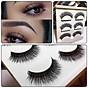 Lông mi chồn 3 Fashion Eyelashes 3 Faux (Dày mi L6) 4