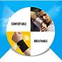 Băng cổ tay thấm mồ hôi thể thao nam nữ Boer 0230 - Băng thấm mồ hôi, cuốn cổ tay thể thao - Hàng chính hãng - Chạy bộ, đạp xe, bóng đá, bóng bàn, bóng chuyền, hoạt động ngoài trời 8