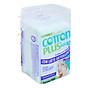 Bông Tẩy Trang Cotton Plus 2 Trong 1 Chiết Xuất Lô Hội - Cà Rốt - Vitamin E (50 Miếng) 2