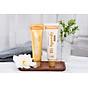 Thuốc nhuộm tóc phủ bạc thảo dược Richenna Hi-Speedy Gold Hàn Quốc màu nâu hạt dẻ tối 150g 2