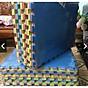 Thảm xốp ghép lót nền, trải sàn nhiều màu (bộ 6 miếng 60x60 thumbnail