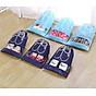 Bộ 3 Túi Đựng Giày Nhỏ Gọn Tiện Dụng Size To 4