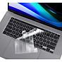 Miếng Phủ Bàn Phím Dành Cho MacBook Pro 2019 16 inch TPU Silicon Chống Nước, Chống Bụi Bẩn Hàng Chính Hãng Helios thumbnail