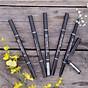 Chì kẻ chân mày Beauskin Crystal Eyebrow Pencil Hàn Quốc 01 Black tặng móc khóa 6