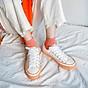 Giày Thể Thao Nữ [ TẶNG DÂY GIÀY THEO MÀU ] Có Đế In Hình Trái Tim Dễ Thương Cho Cô Nàng Ngọt Ngào - G10 thumbnail