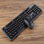 01 bộ bàn phím chuột không dây chống tràn nước N520 thumbnail