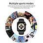 Đồng hồ thông minh Smart Watch theo dõi sức khỏe Watch 5 theo dõi nhịp tim vận động ( Giao màu ngẫu nhiên) 3