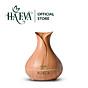 Máy xông tinh dầu cao cấp Bình Gỗ HAEVA dung tích 300ml, chức năng hẹn giờ giúp khử mùi, kháng khuẩn, tạo độ ẩm thumbnail