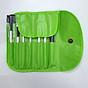 Bộ cọ trang điểm 7 món Wooden Makeup Kit (Xanh lá) 5