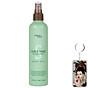 Keo xịt dưỡng và tạo kiểu tóc siêu cứng Confume Super Hard Water Spray 252ml tặng móc khóa thumbnail