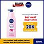 Sữa Dưỡng Thể Dưỡng Trắng NIVEA Hương Anh Đào Dewy Sakura (350ml) - 85703 thumbnail