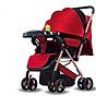 Xe đẩy cho bé HUAYING ,Xe đẩy em bé 2 chiều 3 tư thế màu đỏ,màu xanh,màu kaki,màu hồng thumbnail
