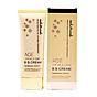 Kem BB Cream Anti Aging & Wrinle Care Mik vonk Hàn Quốc 60ml No.2 Gold Beige tặng kèm móc khoá 3