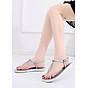 Giày sandal nữ ,thiết kế dây gài độc đáo 9600413 2