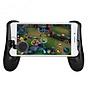 Tay cầm chơi game đẳng cấp game thủ cho smartphone JL01 (đen) Hàng chính hãng 2