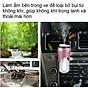 Máy tạo độ ẩm dành cho ô tô (Màu ngẫu nhiên) - tặng kèm đèn pin bóp tay 8