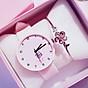 Đồng hồ nữ trái dâu Nhật Bản 4 màu thời trang 8