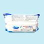 Combo 3 Gói Khăn ướt kháng khuẩn có cồn cao cấp iHomeda ( 80 Miếng Gói) - Combo 3 of iHomeda premium anti-bacteria alcohol wipes ( 80 sheets per packpage) 4