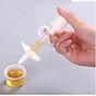 Dụng cụ bơm thuốc cho bé uống thuốc ( có kèm hộp) - chất liệu an toàn - dễ dàng sử dụng - xua tan nổi lo phiền muộn khi cho con uống thuốc thumbnail