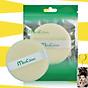 Bông phấn trang điểm tròn khô cotton Mira Culous bịch 1 miếng tặng kèm móc khóa 1 túi - 1 miếng thumbnail
