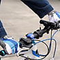 Găng tay xe đạp chuyên nghiệp cho các hoạt động thể thao ngoài ngoài trời, dã ngoại thumbnail