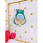 Bộ quần áo trẻ em cotton đũi QATE554 cho bé trai và bé gái thumbnail