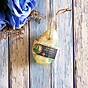 Xà phòng xơ mướp trà xanh - Green Tea Luffa Soap thumbnail