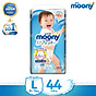 [Mã mới] Tã quần cao cấp Moony dành cho bé trai L44 XL38 XXL26 thumbnail