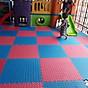 Thảm xốp vân khế ( 1 bộ 4 tấm kích thước mỗi tấm 60x60x1 cm) thumbnail