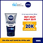 Sữa Rửa Mặt Sáng Da Nivea Men 88836 (100g) thumbnail
