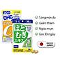 Combo SÁNG DA - MỜ THÂM DHC Nhật Bản gồm viên uống vitamin C và viên uống trắng da 30 ngày JN-DHC-CB1 1