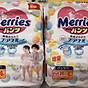 Combo 2 gói bỉm quần Merries XL38+4 thumbnail