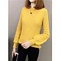 Áo len nữ ấm áp họa tiết Haint Boutique al58 thumbnail