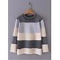 Áo len nữ thời trang dài tay cổ tròn mỏng nhẹ 07 thumbnail