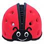 Mũ Bảo Vệ Đầu Cho Bé Mumguard Hình Bọ Cánh Cam - Đỏ thumbnail