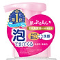 Bọt Rửa Mặt & Tẩy Trang Dạng Bọt 2 Trong 1 Kosé Cosmeport Softymo Cleansing Wash Hyaluronic Acid (200ml) 3
