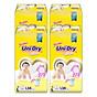 Combo 4 Tã Dán Cho Bé UniDry (G6+) size L38 (38 Miếng) thumbnail