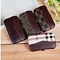Bộ bấm móng tay chân 7 món có hộp đựng bằng da PKS ( tặng kèm sản phẩm ngẫu nhiên ) 3