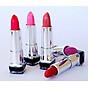 [Tặng kèm móc khoá] Son môi lâu trôi nhiều dưỡng Beauskin Crystal Lipstick 3.5g ( 1 Đỏ Tươi) 7