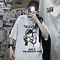 Áo thun nam nữ form rộng Yinxx, áo phông tay lỡ ATL136 thumbnail