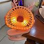 Quạt kẹp hình thú mini fan có led, kẹp bàn hoặc xe đẩy và đèn ngủ cho bé (mẫu ngẫu nhiên) - HT06 thumbnail