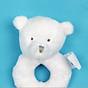 Lục lạc hình gấu trắng dễ thương cho bé 3