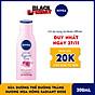 Sữa Dưỡng Thể Dưỡng Trắng NIVEA Hương Hoa Hồng Radiant Rose (200ml) - 85706 thumbnail