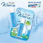 Son dưỡng không màu LipIce Water Lip mùi Chanh thảo mộc 4.3g 4