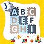 Thảm xốp lót sàn cho bé - chữ cái Pastel (26 miếng, diện tích 2.4m2) Smile Puzzle_KHÔNG MÙI TIÊU CHUẨN CHÂU ÂU thumbnail