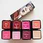 Son môi Beauskin Crystal Lipstick 3.5g ( 7 Hồng Phấn) và móc khóa 4