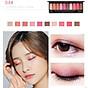 Bảng Phấn Mắt 10 Màu Tông Lì và Nhũ Lameila Play Color Eyes 3